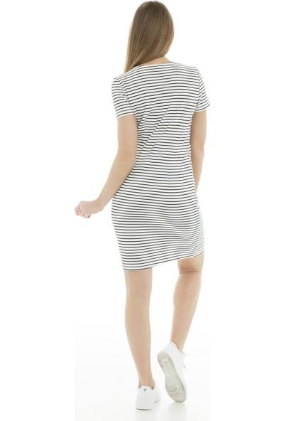 Vero Moda Vmvigga Slim Short Dress Noos Elbise Kadın Elbise 0211525