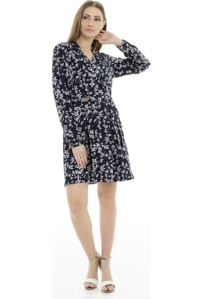 Vero Moda Vmviola Ls Short Dress Wvn Elbise Kadın Elbise 10213849