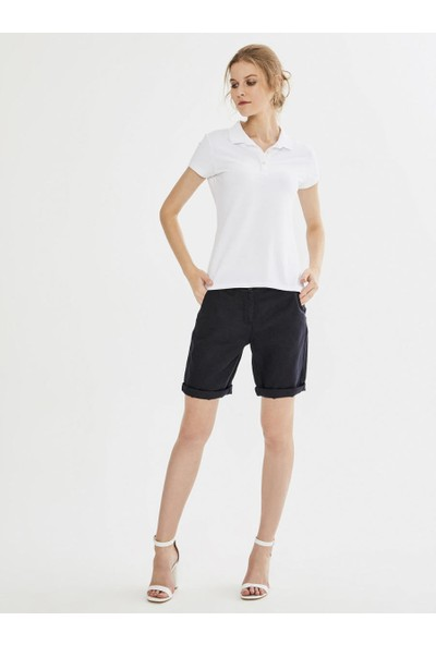 Xint Polo Yaka Basic T-Shirt