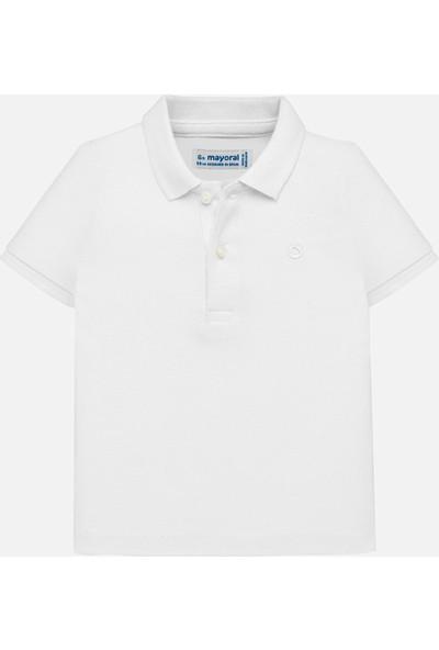 Mayoral Erkek Bebek Yakalı T-Shirt
