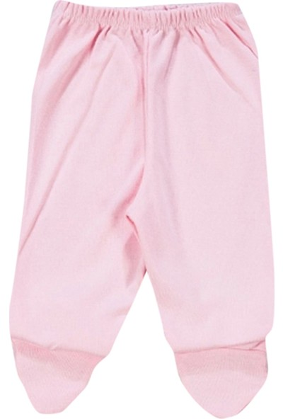 By Leyal For Kids Kız Bebek Penye Pantolon