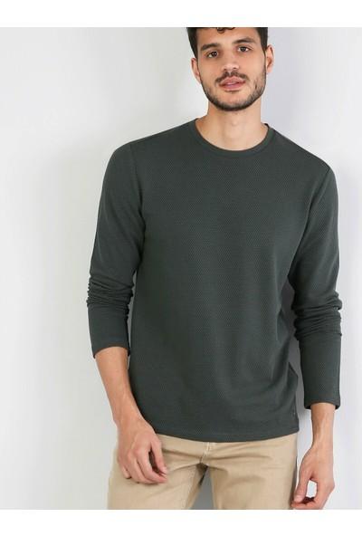 Colin's Erkek T-Shirt Uzun Kol