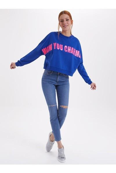 Loft 2021335 Kadın SweaT-Shirt