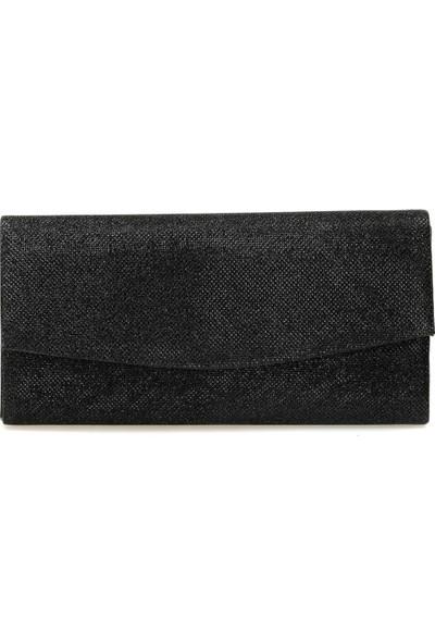 Butigo Snt6 85Z Siyah Kadın El Çantası