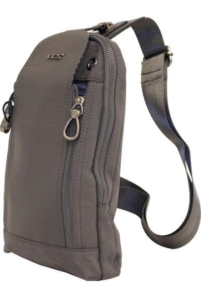 Ççs 31104 Kumaş, Tek Omuz Askılı Sırt Çantası - Body Bag
