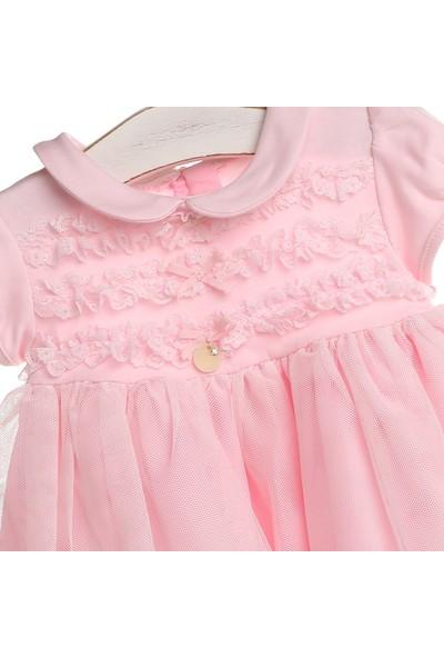 Baby Corner Mevlüt Fırfırlı Bebek Elbise