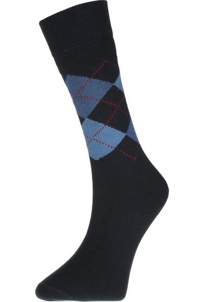 Pierre Cardin Erkek Çorap Termal 6'lı Paket Lacivert 1000
