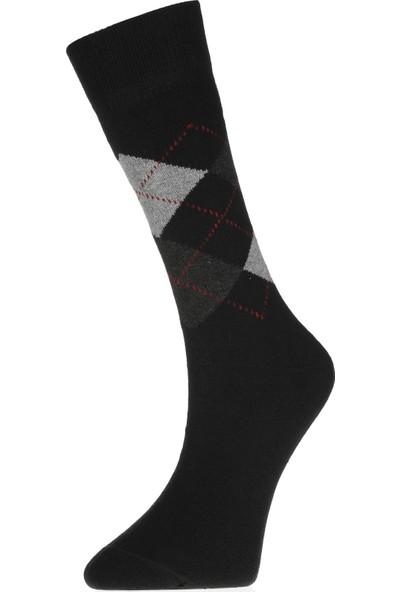Pierre Cardin Erkek Çorap Termal 6'lı Paket Siyah 1000