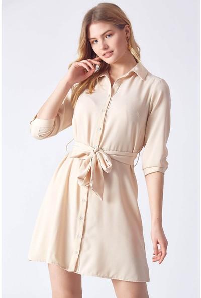 Robin M31527 Kadın 9Y Elbise Taş