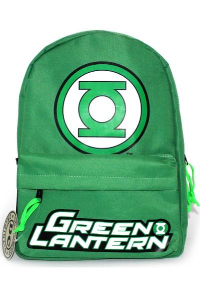 Atlantis Green Lantern Sırt Çantası