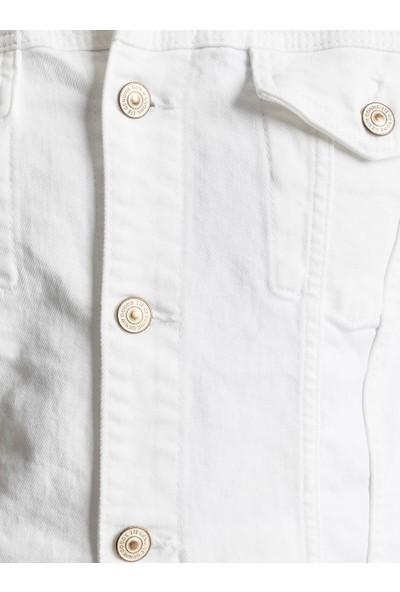LTB Santino Y White Bull Wash Erkek Ceket
