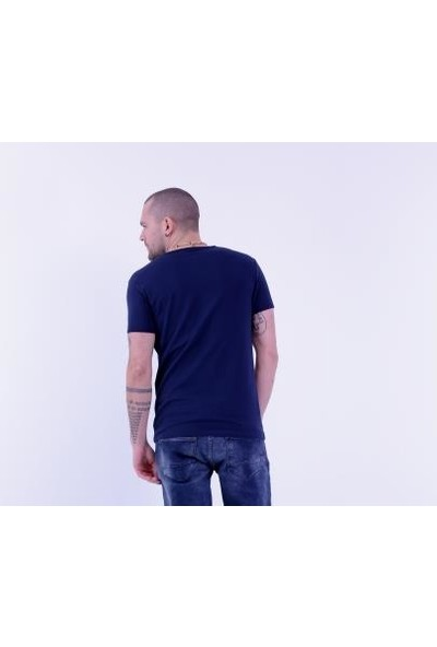 Cazador 4618 Stn.Bis.Yk. T-Shirt