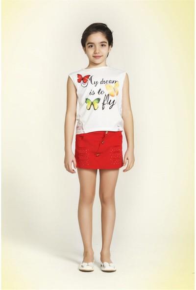 Best Kids Kız Çocuk Bluz Tişört