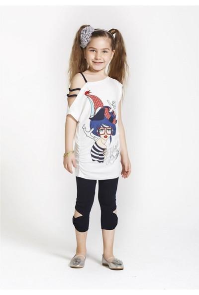 Best Kids Kız Çocuk Giyim Bluz Tişört