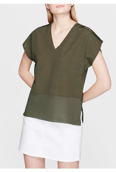 Yeşil Tişört 166315-28300