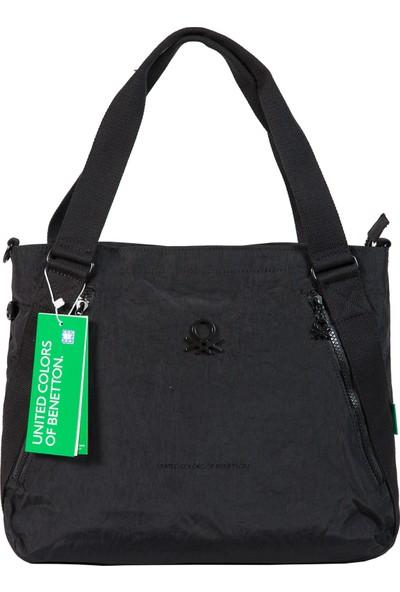 Benetton Kadın Kol Çantası Siyah BNT35