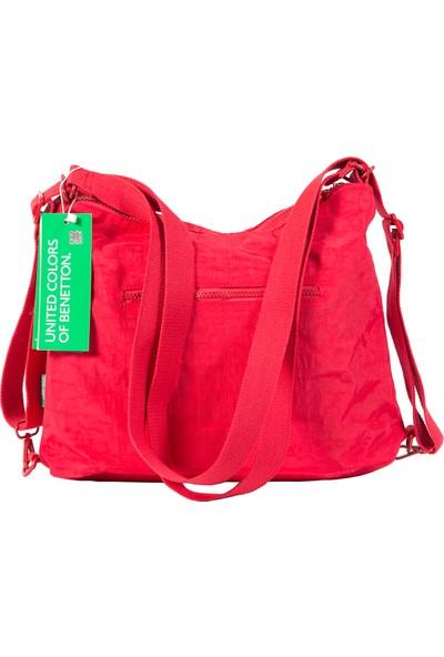 Benetton Kadın Çapraz Çanta Kırmızı BNT27