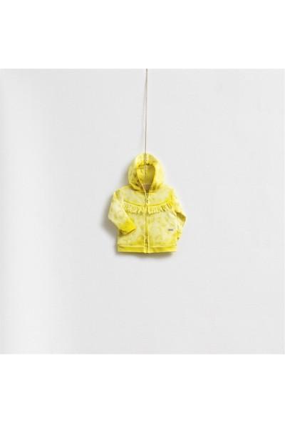 Wogi Baby Simli Çeket Kız Bebek Giyim 5272