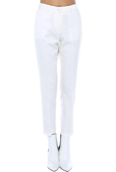 Modkofoni Dacia Beyaz Bilek Pantolon