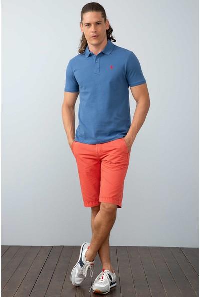 U.S. Polo Assn. Erkek T-Shirt 50199991-Vr059