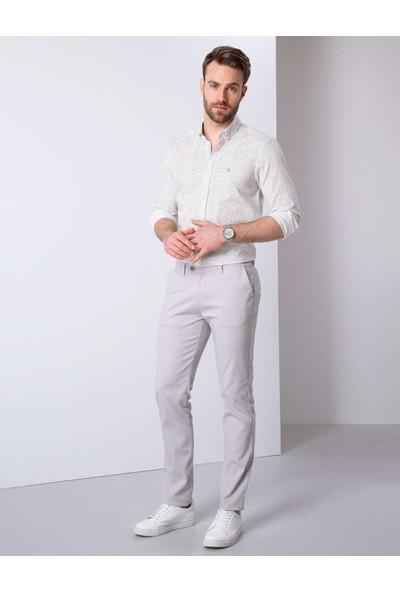 Pierre Cardin Erkek Dokuma Spor Pantolon 50206154-Vr049