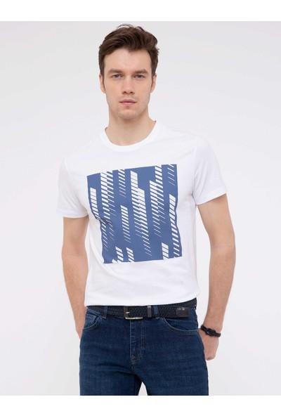 Cacharel Erkek T-Shirt 50200534-Vr013