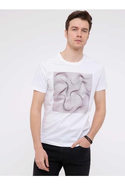 Cacharel Erkek T-Shirt 50202854-Vr013