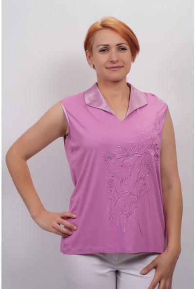 Sude Kadın Kagi Penye Bluz 2123