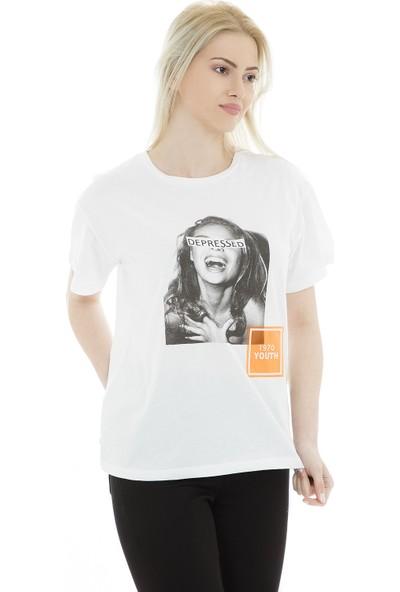 Quzu T Shirt Kadın T Shirt 23418530