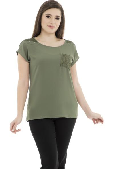 Camelia Bluz Kadın Bluz 18E006