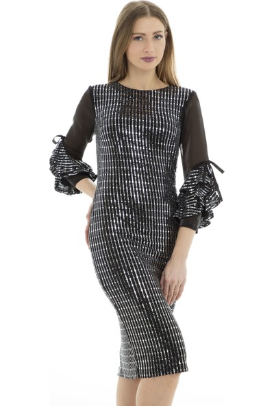 Trend Kadın Abiye Elbise 4784203