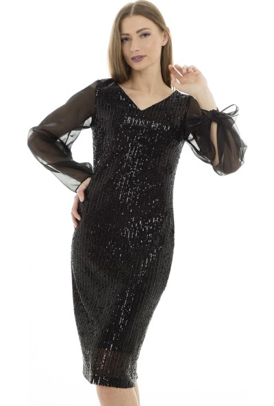 Trend Kadın Abiye Elbise 4784206