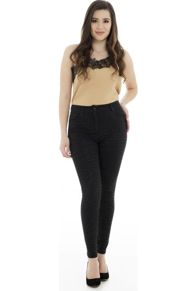 Garni Pantolon Kadın Pantolon 4422331