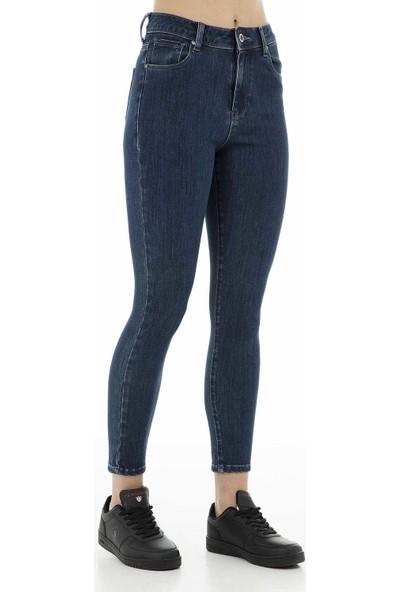 Five Pocket 5 Jeans Kadın Kot Pantolon 8503F281Martha