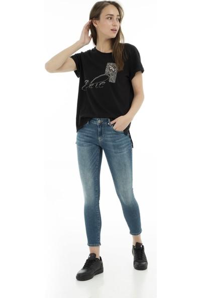 Five Pocket 5 Jeans Kadın Kot Pantolon 8515G173Sandra