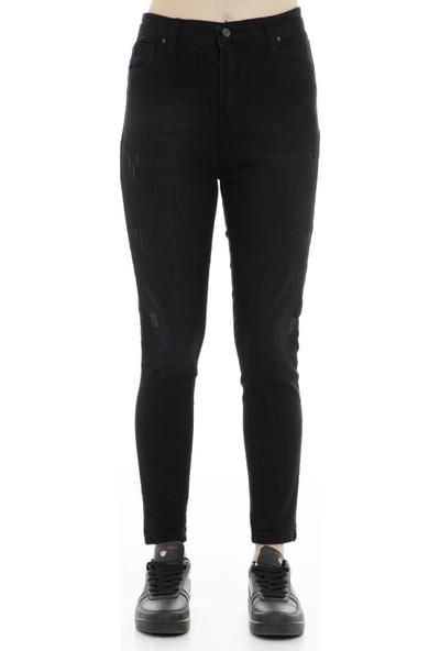Ambar Jeans Kadın Kot Pantolon 19Yp3233259