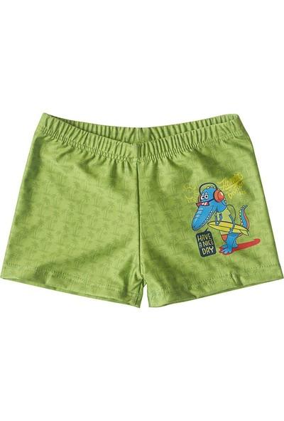 Slipstop Crocodile Erkek Çocuk Mayo