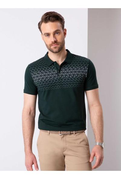 Pierre Cardin Erkek T-Shirt 50210352-Vr079