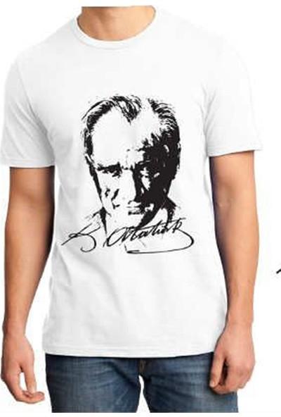 Ki̇dsmadami̇ko Atatürk İmzalı Tişört