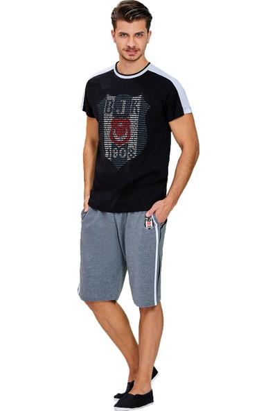 Kartal Yuvası Erkek Beşiktaş T-Shirt Takım