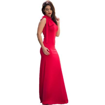 3f06577b807e0 Barevsu Scuba Kumaş Kadın Abiye Elbise 640 Fiyatı