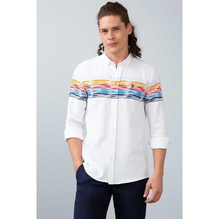 dfd08cc57524e U.S. Polo Assn. Erkek Dokuma Gömlek 50200685-Vr030 Fiyatı