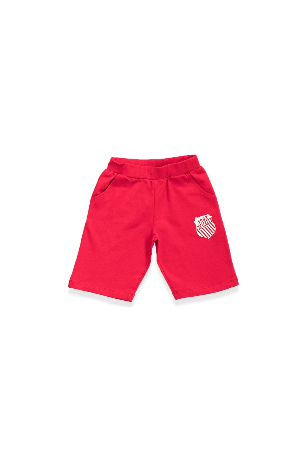 Besiktas Kids' Printed Details Shorts