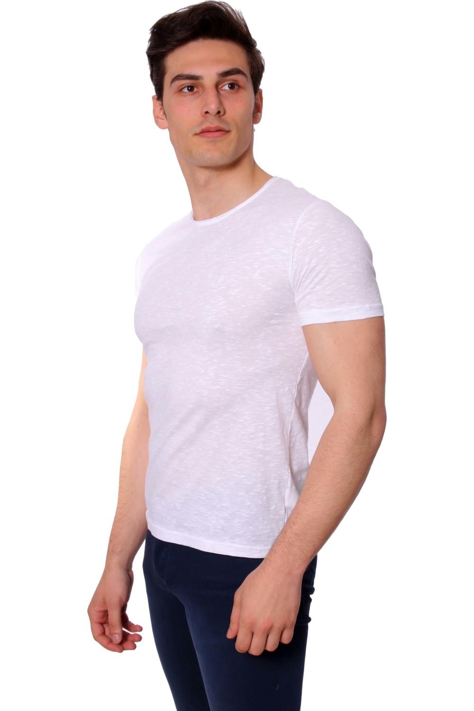 Diandor Men's Solid T-Shirt 1917002
