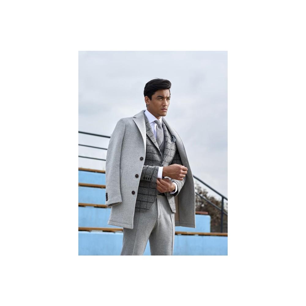 61dff48fe96b7 Giovane Gentile Erkek Palto Haki Fiyatı - Taksit Seçenekleri