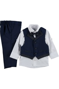 Terry Tuxedo Suits for Kids