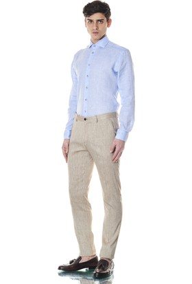 Giovane Gentile Erkek Pantolon Casual Haki