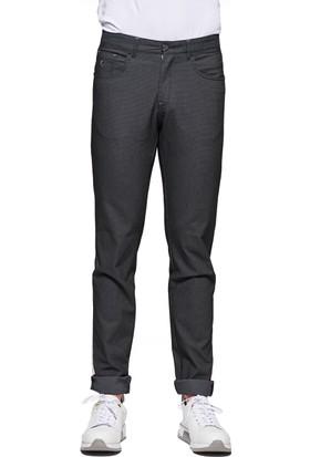 Giovane Gentile Erkek Pantolon Casual Siyah