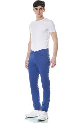 Giovane Gentile Erkek Pantolon Casual Lacivert