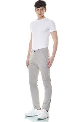 Giovane Gentile Erkek Pantolon Casual Antrasit